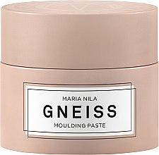 Парфюмерия и Козметика Моделираща вакса за коса със средна фиксация - Maria Nila Minerals Gneiss Moulding Paste