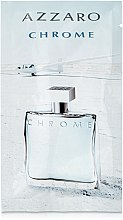 Парфюми, Парфюмерия, козметика Azzaro Chrome - Тоалетна вода (мостра)