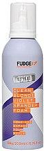 Парфюмерия и Козметика Пяна за коса - Fudge Clean Blonde Violet Xpander Foam