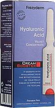 Парфюмерия и Козметика Концентрат-бустер с хиалуронова киселина - Frezyderm Hyaluronic Acid Cream Booster