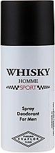 Парфюмерия и Козметика Evaflor Whisky Homme Sport - Дезодорант