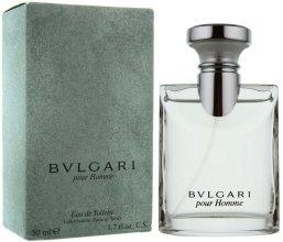 Парфюми, Парфюмерия, козметика Bvlgari Pour Homme - Тоалетна вода (тестер с капачка)