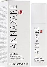 Парфюми, Парфюмерия, козметика Овлажняващ крем за контура на устните - Annayake Extreme Lip Contour Care