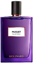 Парфюмерия и Козметика Molinard Muguet - Парфюмна вода (тестер с капачка)