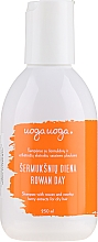 Парфюмерия и Козметика Натурален шампоан с горски плодове и шипка за суха коса - Uoga Uoga Rowan Day Shampoo