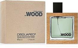 Парфюми, Парфюмерия, козметика DSQUARED2 HE WOOD - Тоалетна вода