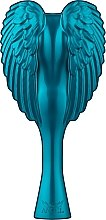Парфюми, Парфюмерия, козметика Тюркоазена четка за коса - Tangle Angel Brush Totally! Turquoise (18.7 см)
