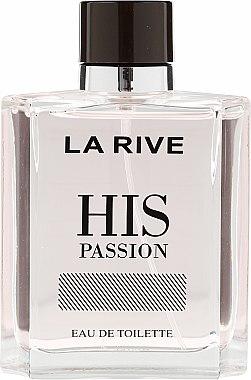 La Rive His Passion - Комплект (тоал. вода/100ml + део/150ml) — снимка N3