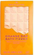"Парфюми, Парфюмерия, козметика Бомбичка за вана - I Heart Revolution Chocolate Bar Bath Fizzer ""Orange"""