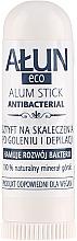 Парфюмерия и Козметика Мултифункционален стик дезодорант с противъзпалително и антибактериално действие - Beaute Marrakech Alun Deo Stick