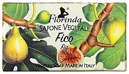 Парфюмерия и Козметика Натурален сапун със смокиня - Florinda Fig Natural Soap