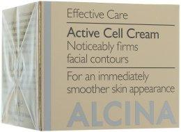 Парфюми, Парфюмерия, козметика Антистареещ клетъчно-активен крем за лице - Alcina E Zell Aktiv Creme