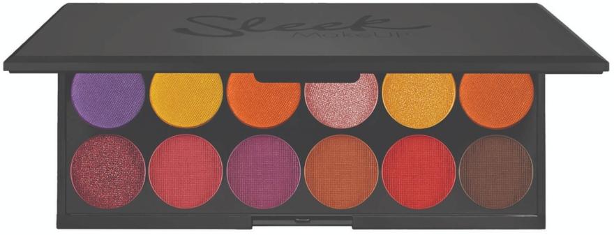 Палитра сенки за очи - Sleek MakeUP iDivine Chasing The Sun Eyeshadow Palette