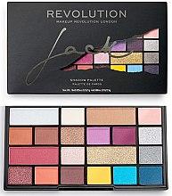 Палитра сенки за очи - Makeup Revolution X Jack Eye Shadow Palette — снимка N1