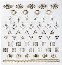 Парфюмерия и Козметика Стикери за нокти - Peggy Sage DecorativeNail Stickers Jewels