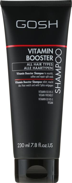 Шампоан за коса - Gosh Vitamin Booster