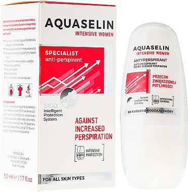 Антиперспирант за жени с повишено потоотделяне - AA Cosmetics Aquaselin Intensive Women Deo