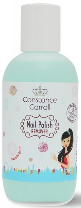 Лакочистител за нокти - Constance Carroll Bubble Gum Nail Polish Remover