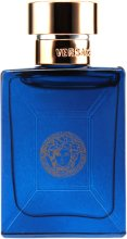 Парфюми, Парфюмерия, козметика Versace Pour Homme Dylan Blue - Тоалетна вода ( мини )