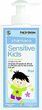 Парфюмерия и Козметика Шампоан за момчета - Frezyderm Sensitive Kids Shampoo for Boys