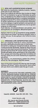 Грижа за лице 3в1 при проблемна кожа - Noreva Actipur Intensive Anti-Imperfection Care 3in1 — снимка N3
