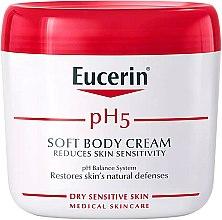 Парфюмерия и Козметика Нежен крем за тяло - Eucerin Soft Body Cream