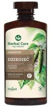 Парфюмерия и Козметика Шампоан против пърхот с брезов катран - Farmona Herbal Care Shampoo