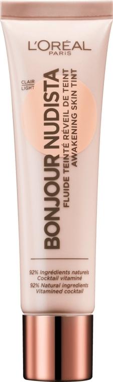 ВВ крем за лице - L'Oreal Paris Bonjour Nudista Cream BB