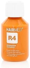 Парфюмерия и Козметика Хидратиращ защитен флуид за коса - Hairmed R4 Moisturizing And Protective Re-Building Fluid