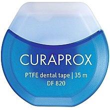 Парфюми, Парфюмерия, козметика Конец за зъби с тефлоново покритие и хлорхексидин DF 820, 35м - Curaprox