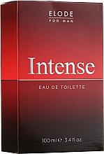 Парфюмерия и Козметика Elode Intense - Тоалетна вода