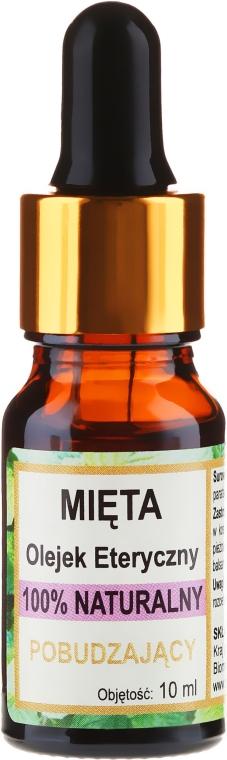 """Натурално етерично масло """"Мента"""" - Biomika Mint Oil"""