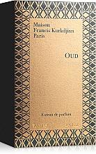 Парфюмерия и Козметика Maison Francis Kurkdjian Oud Extrait de Parfum - Парфюм