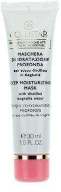 Маска за дълбоко овлажняване - Collistar Deep Moisturizing Mask with Distilled Magnolia Water — снимка N2
