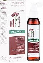 Парфюмерия и Козметика Концентрат за укрепване на косата - Klorane Keratin Strength Anti-Hair Loss Concentrate