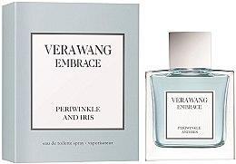 Парфюми, Парфюмерия, козметика Vera Wang Embrace Periwinkle And Iris - Тоалетна вода