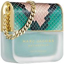 Парфюмерия и Козметика Marc Jacobs Decadence Eau So Decadent - Тоалетна вода (тестер с капачка)