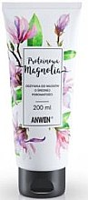 Парфюми, Парфюмерия, козметика Балсам за средна порьозност на косата - Anwen Protein Conditioner for Hair with Medium Porosity Magnolia