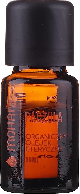 Органично етерично масло от пачули - Mohani Patchuli Organic Oil — снимка N1