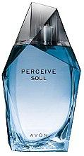 Парфюми, Парфюмерия, козметика Avon Perceive Soul For Him - Тоалетна вода