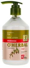 Парфюми, Парфюмерия, козметика Подхранващ лосион за тяло с екстракт от годжи бери - O'Herbal Nourishing Lotion