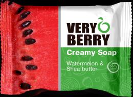 Парфюми, Парфюмерия, козметика Крем-сапун - Very Berry Watermelon & Shea Butter