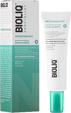 Дневен крем против бръчки - Bioliq Specialist Niedoskonałośc Anti-Wrinkle Day Care Cream — снимка N1
