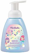 Парфюмерия и Козметика Пяна-сапун за ръце и тяло с пъпеш - Martinelia Melon Foam Soap