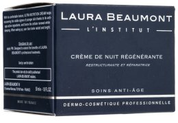 Парфюмерия и Козметика Ултра подхранващ нощен крем - Laura Beaumont Ultra Nutrition Cream Night Care