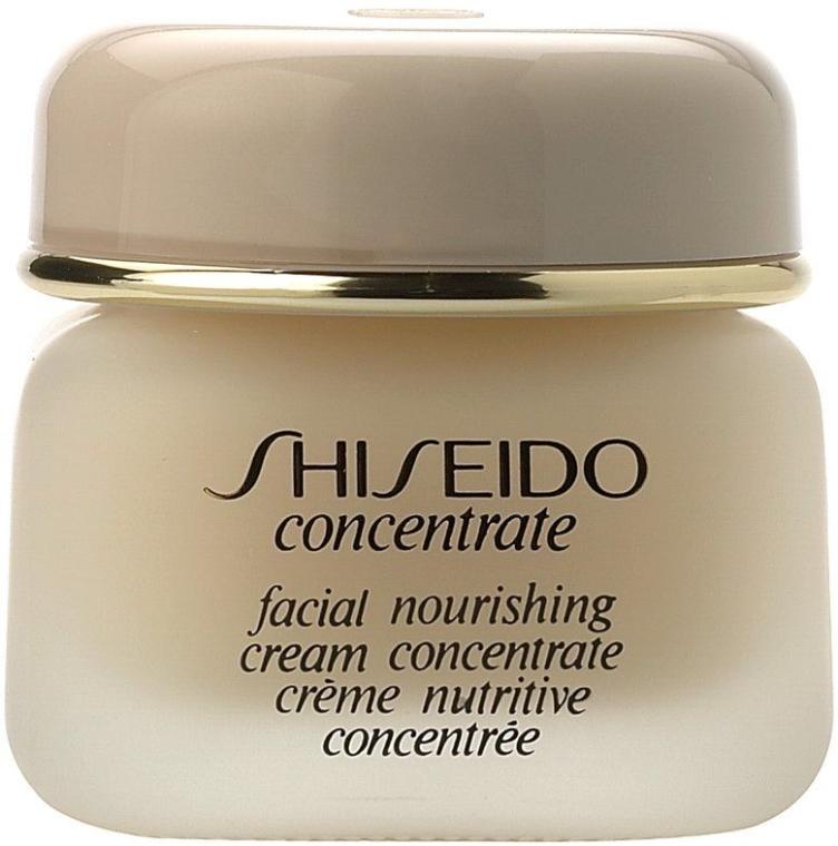 Подхранващ крем за лице - Shiseido Concentrate Facial Nourishing Cream — снимка N1