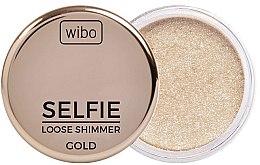 Парфюмерия и Козметика Rozświietlacze do twarzy - Wibo Selfie Loose Shimmer