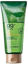 Парфюми, Парфюмерия, козметика Универсален гел със 99% алое - The Saem Jeju Fresh Aloe Soothing Gel 99% (шишенце)