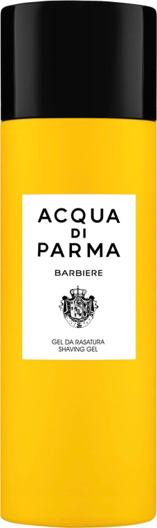 Освежаващ гел за бръснене - Acqua di Parma Barbiere Shaving Gel