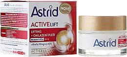 Парфюмерия и Козметика Крем с лифтинг ефект - Active Lift Lifting and Rejuvenating Day Cream SPF 10